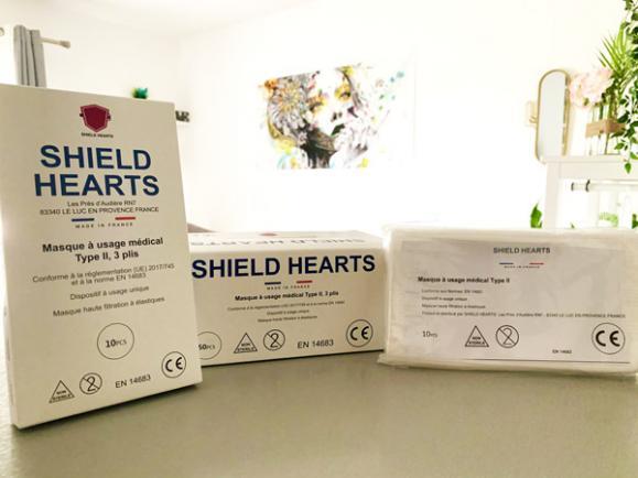 Packaging boîtes de masques jetable chirurgicaux